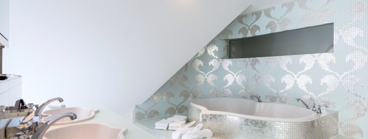 Hotels met hartvormig bad in Nederland