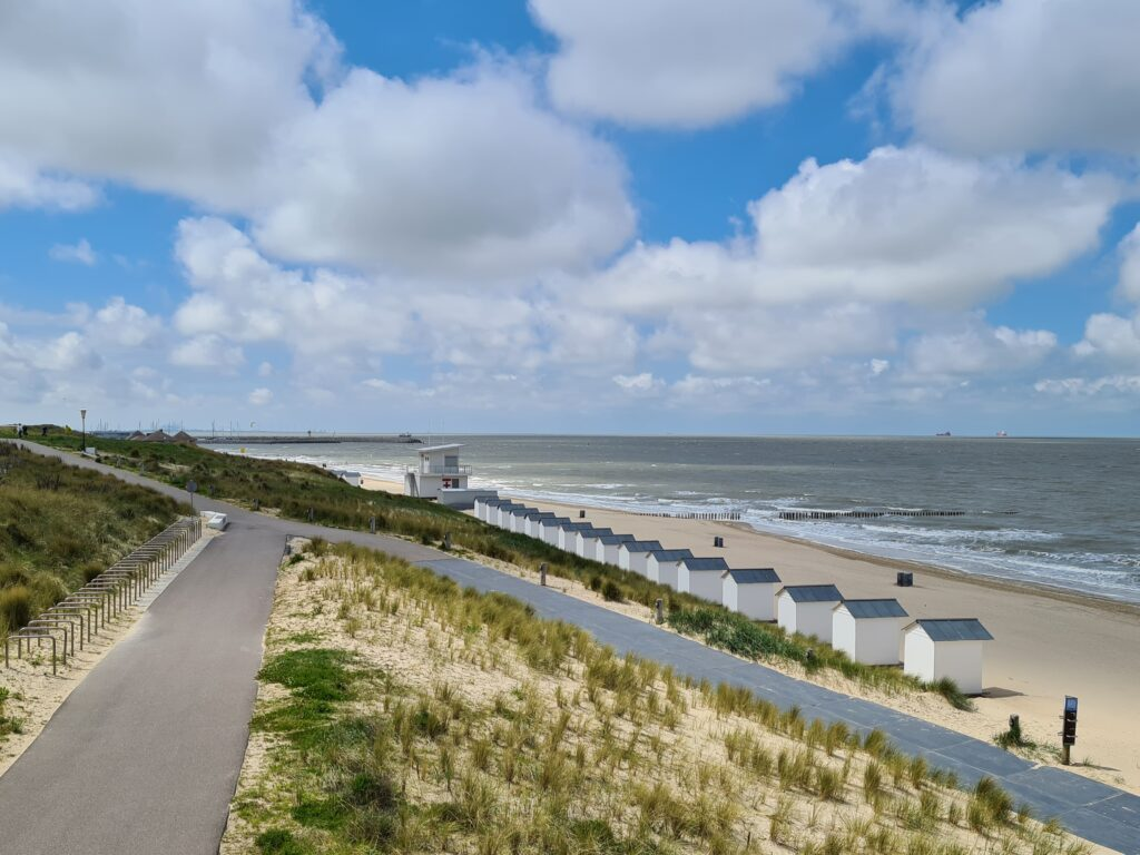 Schoonste stranden van Nederland - Cadzand-Bad