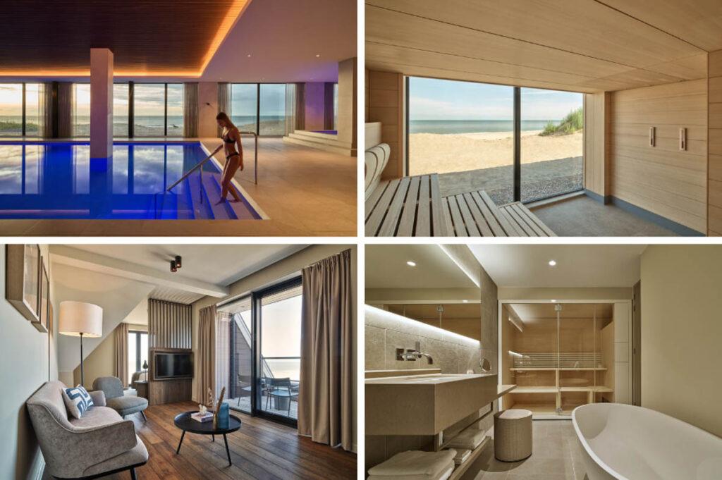 Wellness hotel aan zee Hotel De Blanke Top