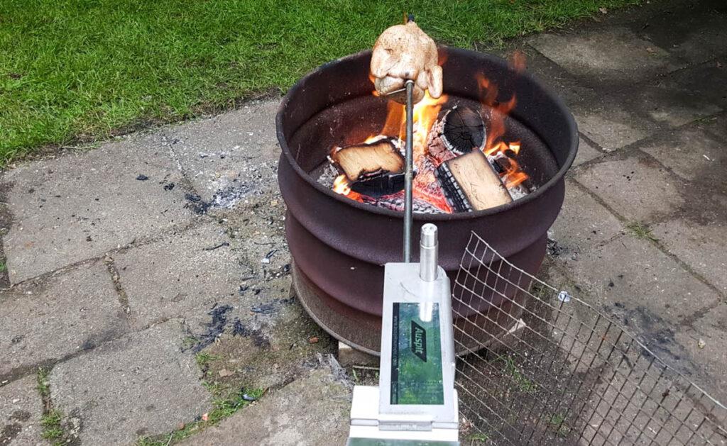 Australische BBQ - Auspit BBQ